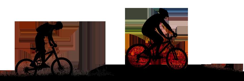 bikers_silhouette